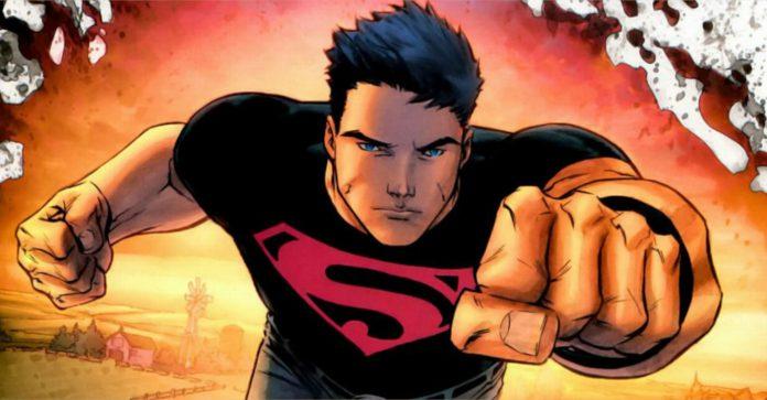 Superboy está construindo o novo esquadrão suicida da DC