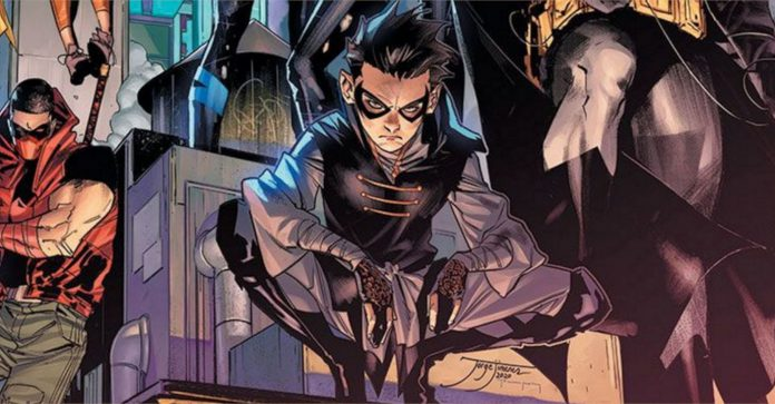 Adeus Robin: O filho do Batman está ganhando uma nova identidade