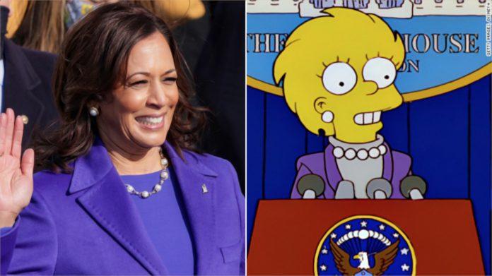 'Os Simpsons' parece acertar novamente - ao prever parte da inauguração