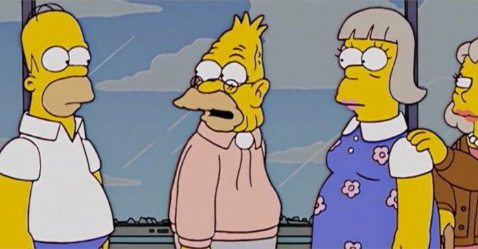 Os Simpsons: Homer tem uma irmã secreta