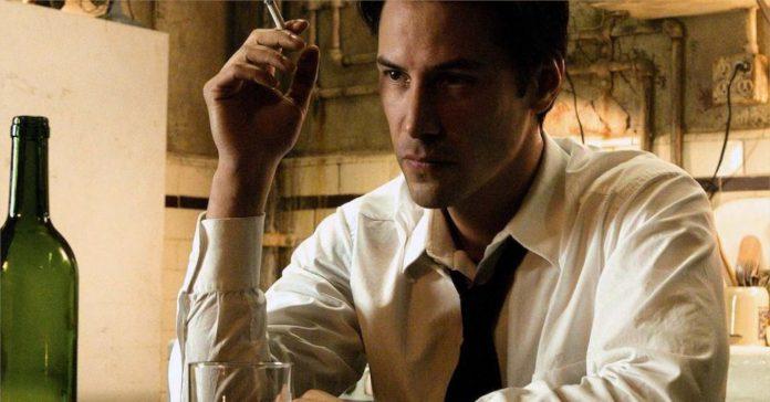 Keanu Reeves retorna como Constantine com um look cômico na foto