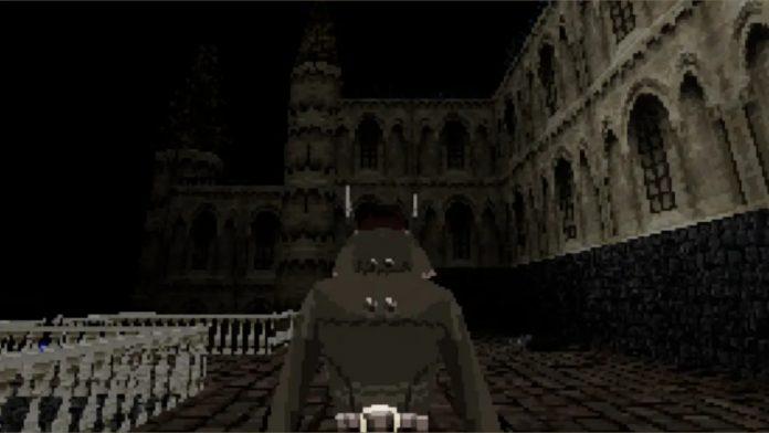 Dois desenvolvedores estão transformando o Bloodborne em um jogo de PS1 jogável