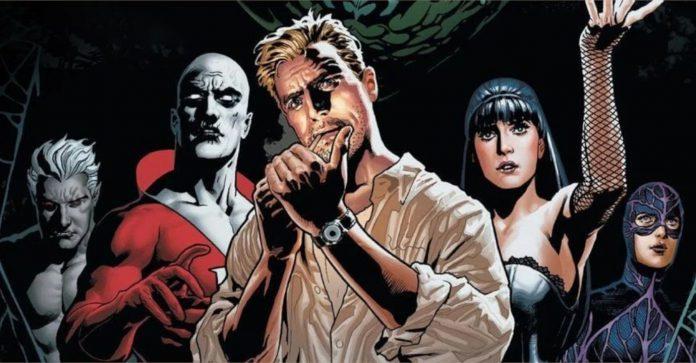 Justice League Dark Série da HBO Max está em desenvolvimento