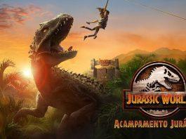 'Jurassic World: Acampamento Jurássico Primeira temporada' Review sem spoilers
