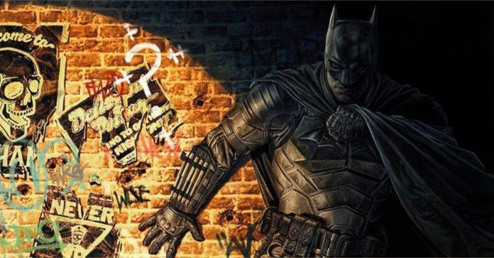 O filme do Batman recebe novo pôster não oficial do artista de quadrinhos Lee Bermejo