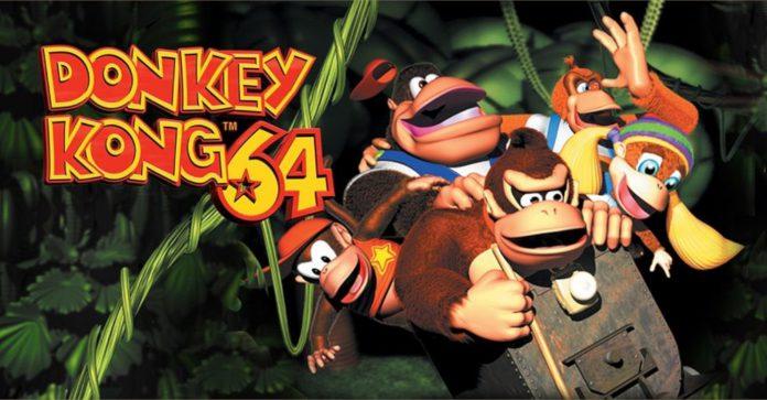 Descoberto Cheat Code do desenvolvedor Donkey Kong 64