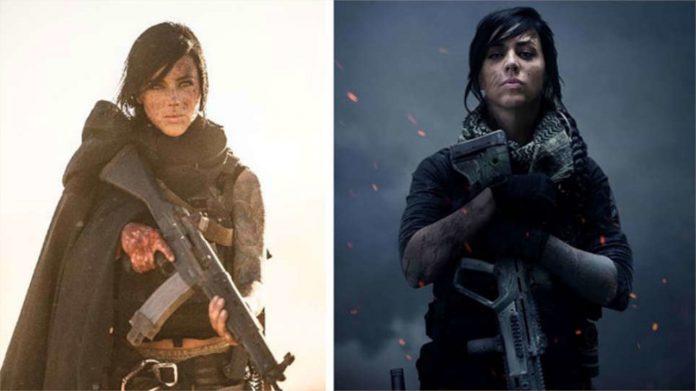 Activision acusado de roubar personagem de Call of Duty