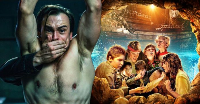 Bloody Hell inclui Easter Eggs do filme dos Goonies