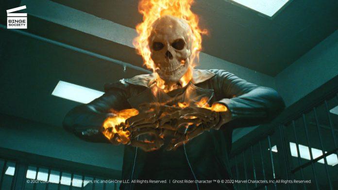 Nicolas Cage pode finalmente retornar como 'Motoqueiro Fantasma' Ghost Rider graças a WandaVision