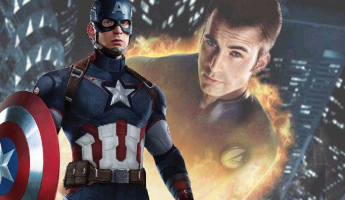 Chris Evans disse que retornaria como Tocha Humana em 'Doutor Estranho 2' Doctor Strange 2
