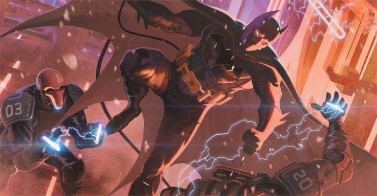 O trabalho do novo Batman é ainda mais difícil do que o de Bruce Wayne