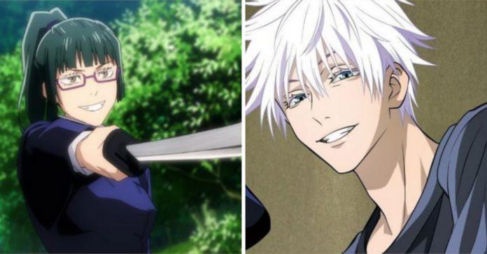 Jujutsu Kaisen: Idade de cada personagem principal