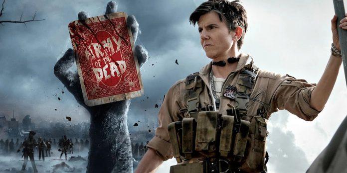 Zack Snyder diz que Army Of The Dead 'Exército dos Mortos' foi uma das experiências mais gratificantes de sua carreira