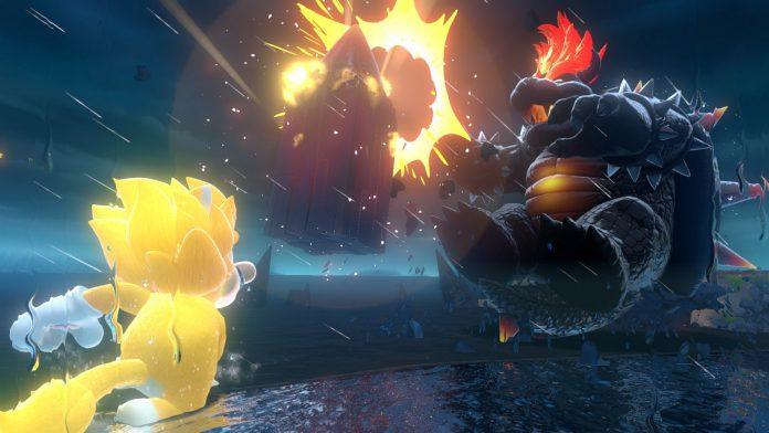 Super Mario 3D World + Bowser Fury é um grande sucesso no Reino Unido
