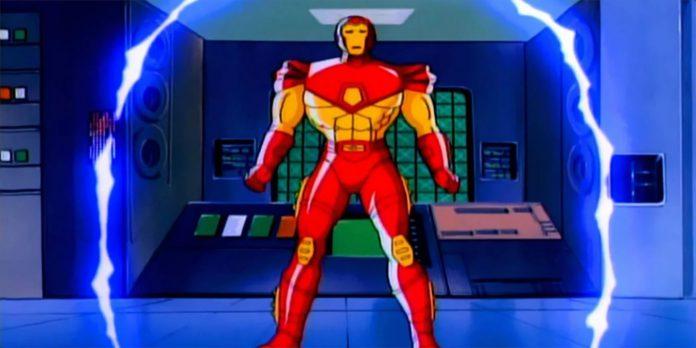 O Homem de Ferro de 1994 PROVOU que a maior ameaça do Mandarim era ... MODOK ?!