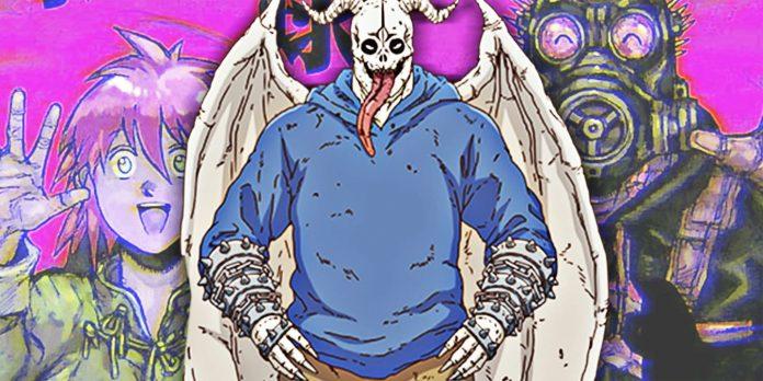 Os demônios de Dorohedoro provam que com grande poder vem grande ... Tédio?