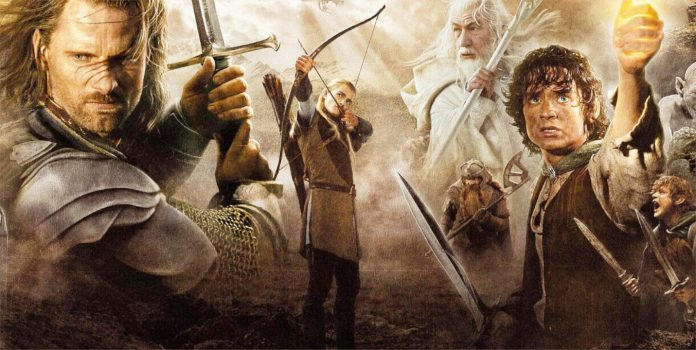 Russell Crowe comentou sobre o programa de TV Lord of the Rings