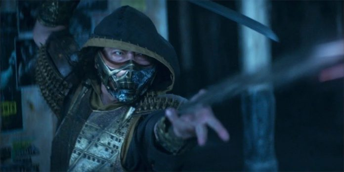 Mortal Kombat (2021) Trailer de filme oficialmente lançado