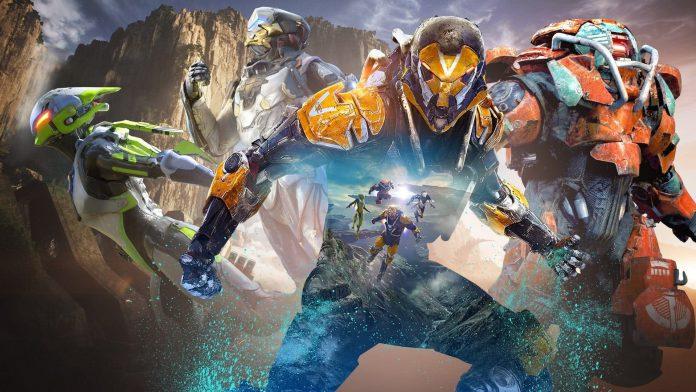 Anthem Next foi cancelado anunciado pela BioWare