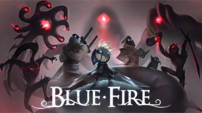 Blue Fire é um jogo tão difícil que me lembra Demons Souls