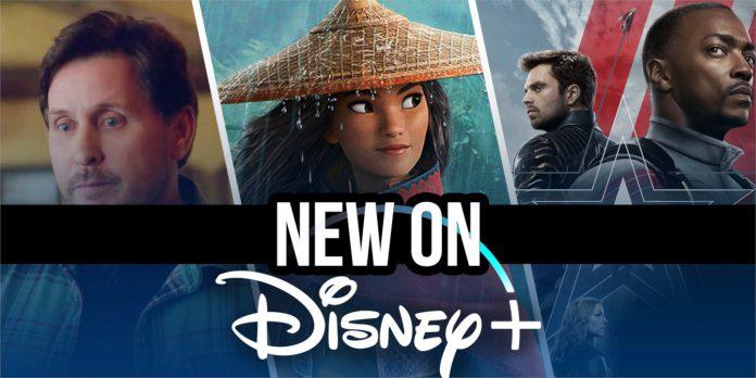 Aqui está tudo de novo para Disney + em março de 2021