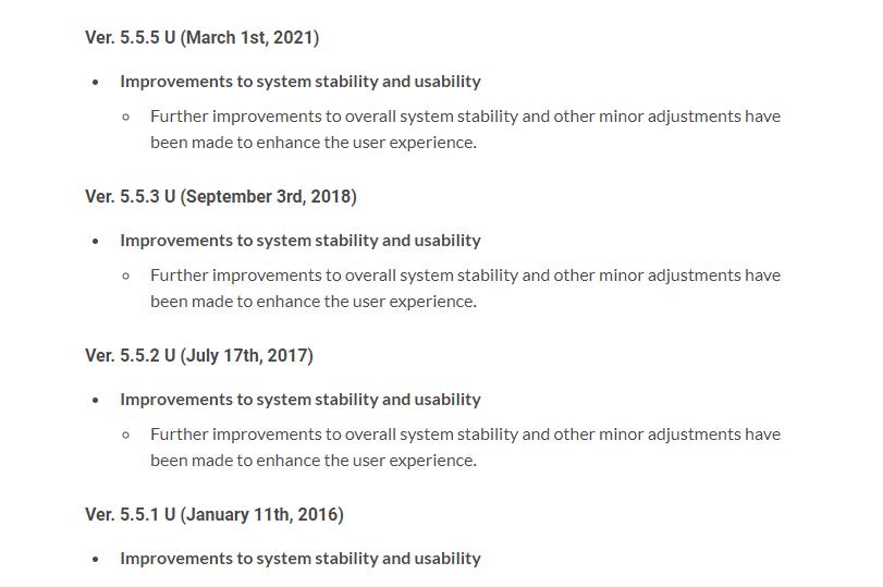 Wii U recebe a primeira atualização de software em anos 1