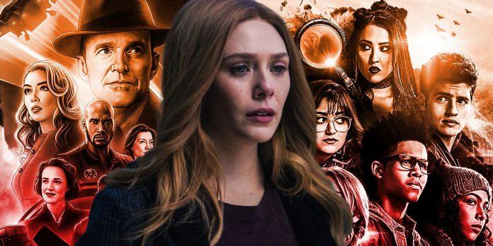 WandaVision acaba de tornar redundante todo programa de TV da Marvel