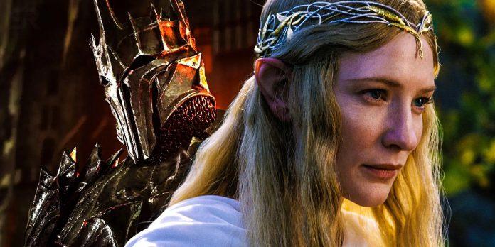 Quem é realmente o personagem mais poderoso em Senhor dos Anéis