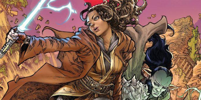 Star Wars: The High Republic provoca a ascensão do maior poder da força de Skywalker