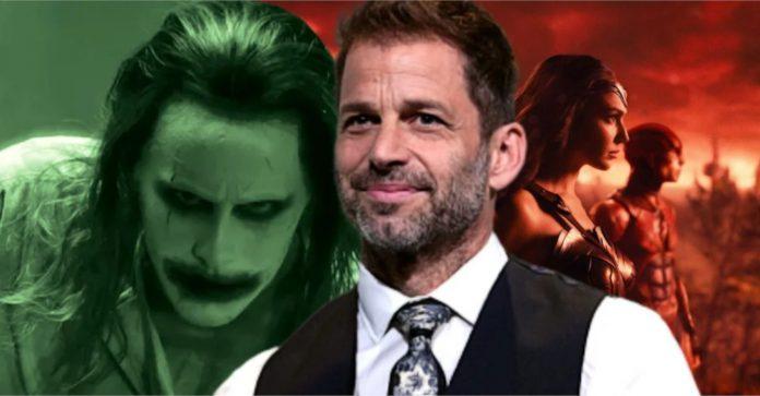 Por que Zack Snyder decidiu trazer o Coringa de Jared Leto de volta à Liga da Justiça