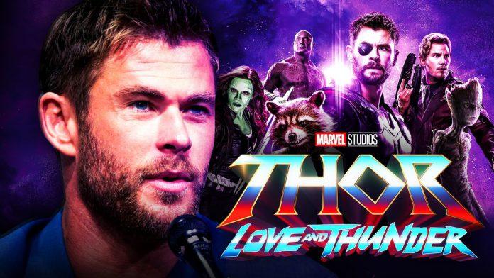 Chris Hemsworth sente-se pressionado para que o Thor 4 da Marvel cumpra o prometido