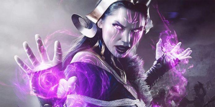 Magic: The Gathering - Liliana acabou de obter estabilidade na Strixhaven
