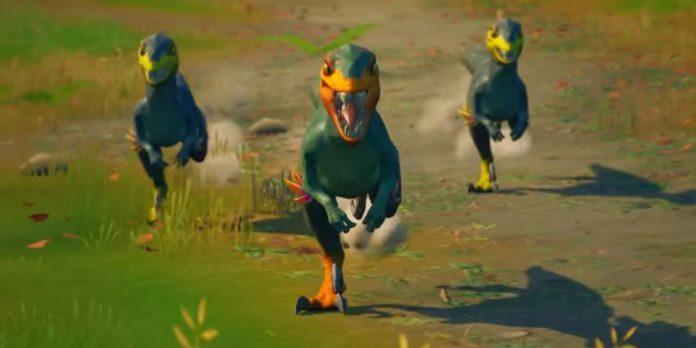 6ª Temporada de Fortnite Adiciona Raptors à Ilha