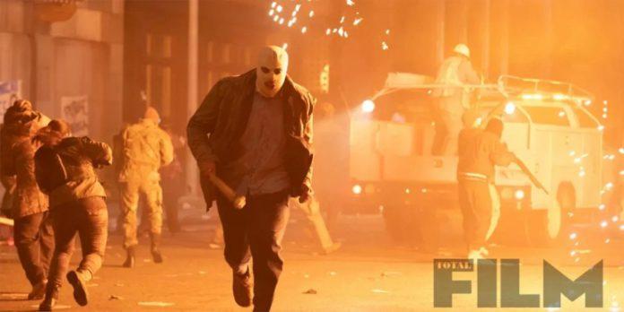 The Forever Purge oficialmente classificado como R para violência forte / sangrenta