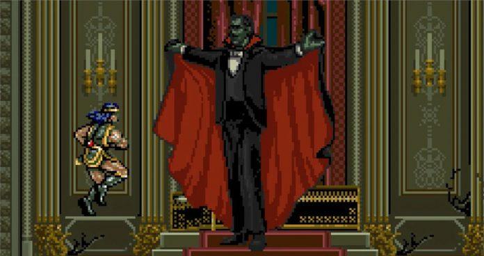 O PIOR Castlevania está chegando aos Arcade Archives no Switch