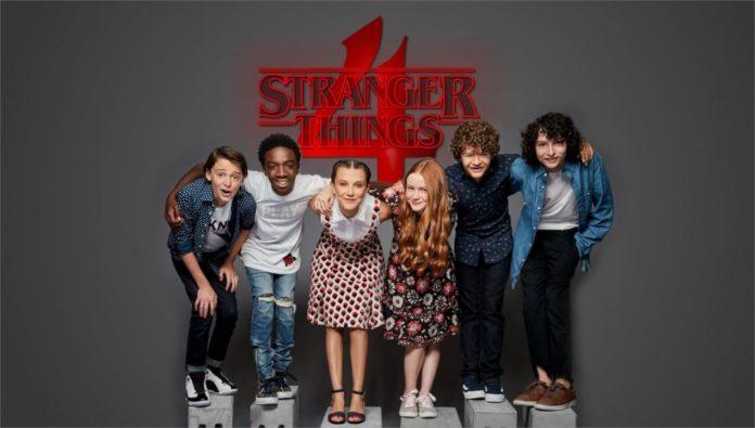 Data de lançamento da quarta temporada de Stranger Things