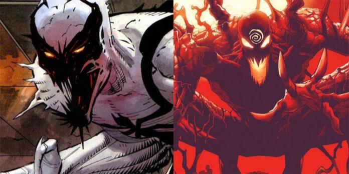 Venom: Os 10 Simbiotes Mais Poderosos Ranqueados