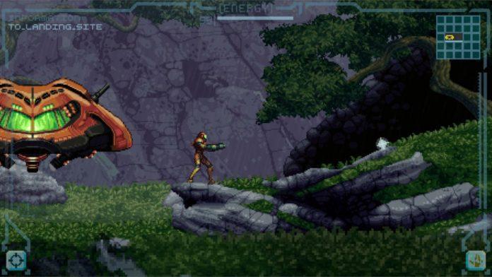 Metroid Prime está sendo refeito como uma metroidvânia 2D