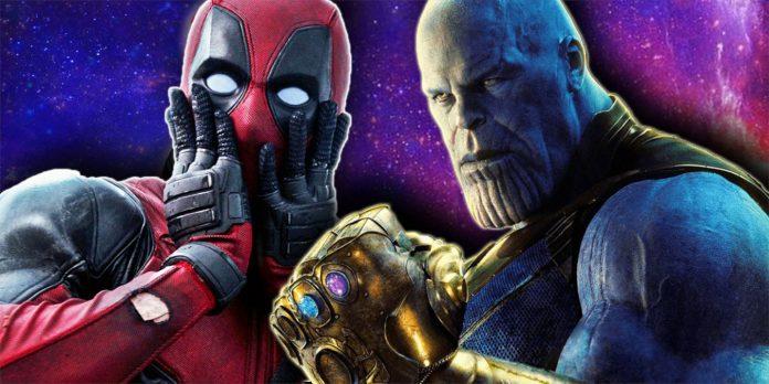 A rivalidade mais pessoal de Thanos sempre foi com Deadpool ?!