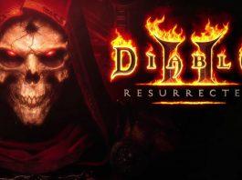 'Diablo II: Resurrected' versão Alfa chegando neste fim de seman com funcionalidades limitadas