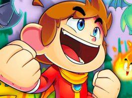 Trailer da data de lançamento do remake de Alex Kidd traz de volta o mascote original da Sega