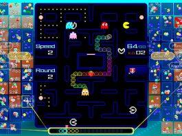 Pac-Man funciona melhor como Battle Royale do que Super Mario Bros.