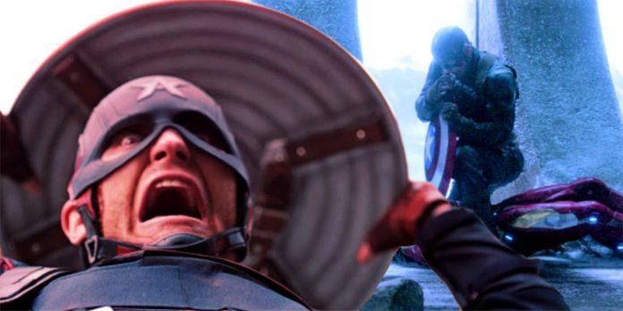 Falcão e o Soldado Invernal: John Walker torna o Capitão América não matando o Homem de Ferro ainda mais poderoso
