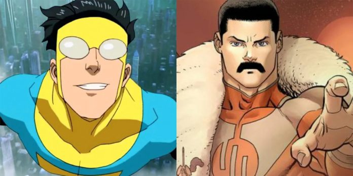 Invencível da Amazon: 'Invincible' dez coisas que só os fãs de quadrinhos sabem sobre o herói