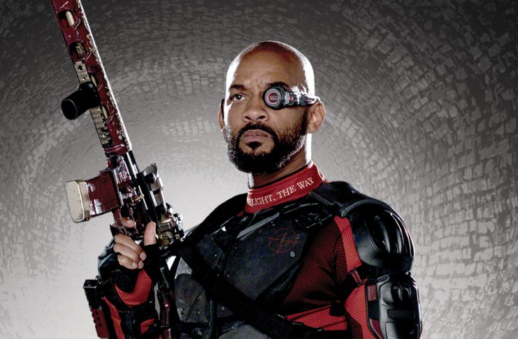 Exclusivo: Will Smith Retornará como Deadshot