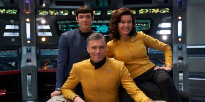 Star Trek: Strange New Worlds será semelhantes no mesmo tom da série original