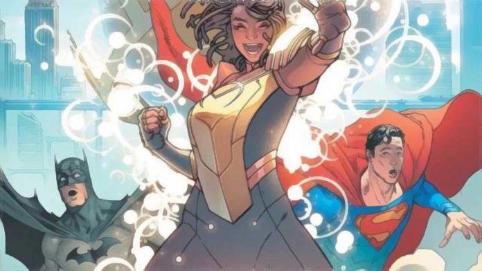 O primeiro episódio de NAOMI supostamente incluirá um grande super-herói da DC Comics