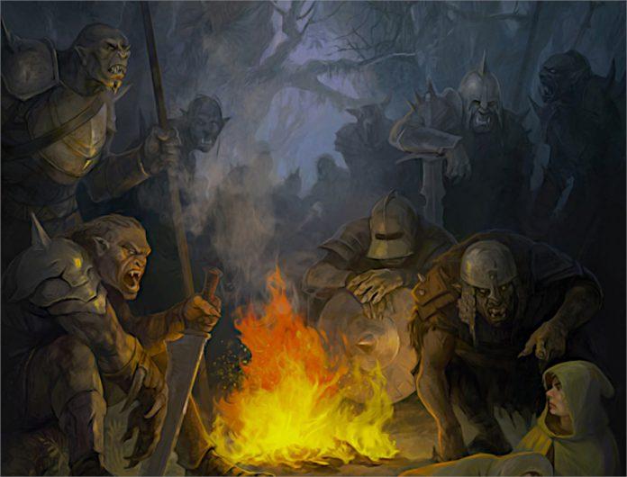 Orcs de Tolkien: Bolg, Shagrat e o povo-verme de Mordor