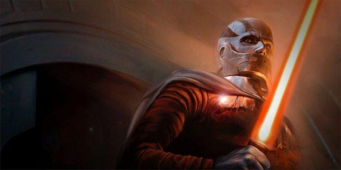 Knights Of The Old Republic é a obra favorita de James Gunns em Star Wars