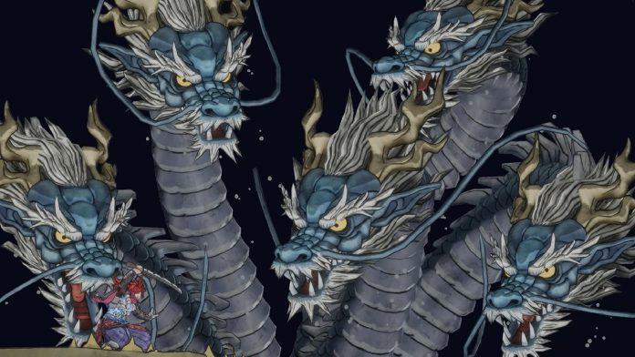 A nova metroidvania roguelike da Konami tem um estilo de arte incrível